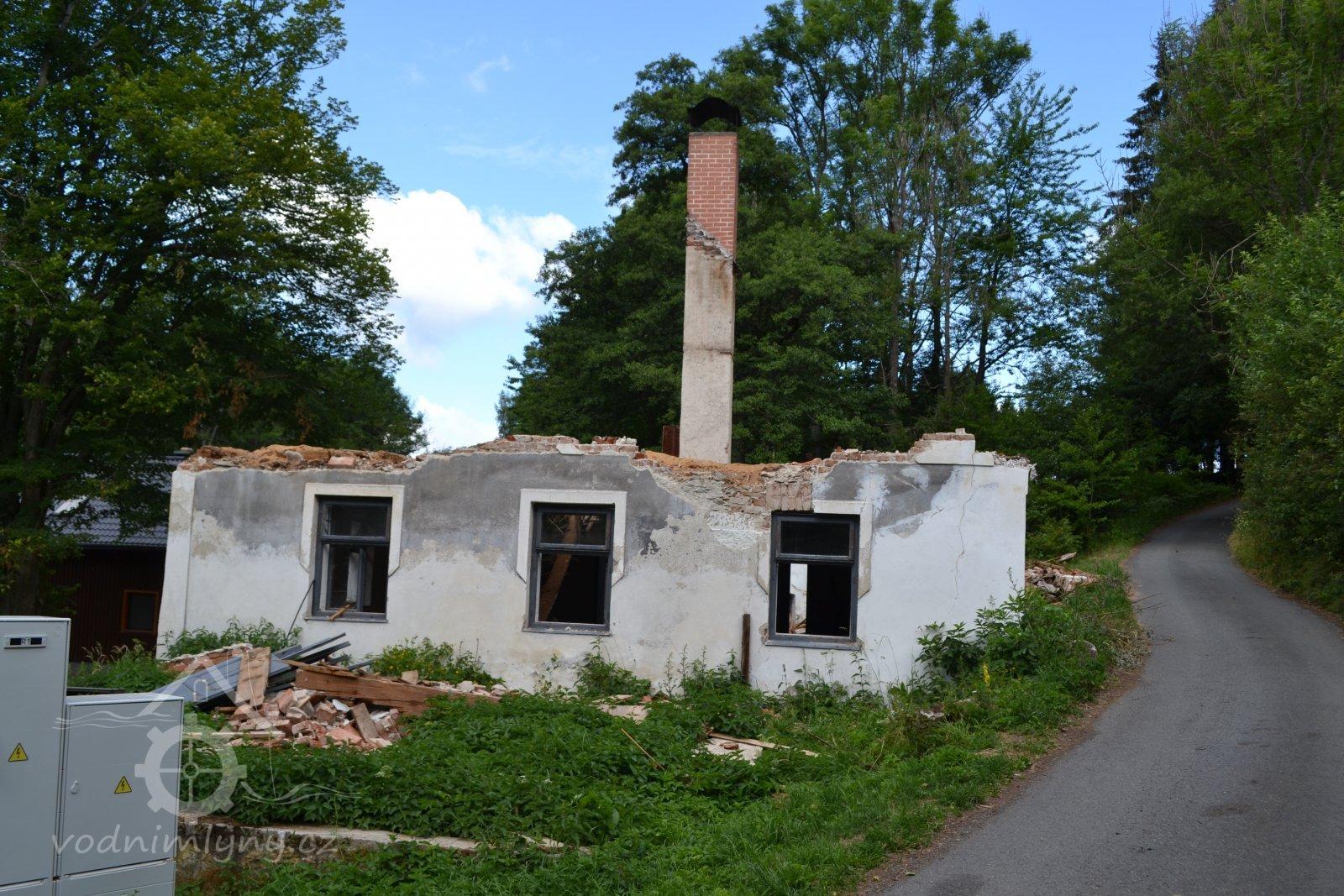 Výsledek obrázku pro vesnice Rajské